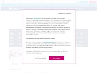 Boursorama Bourse