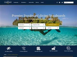 Premier Liveaboard Diving