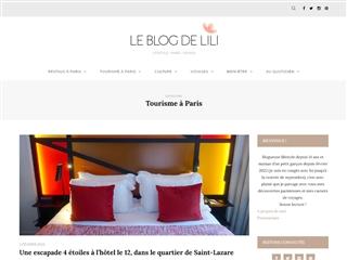 Le Blog de Lili : Tourisme à Paris