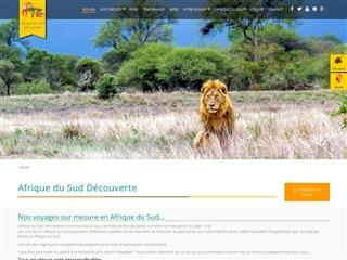 Afrique du Sud Découverte