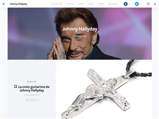 Johnny Hallyday Legend