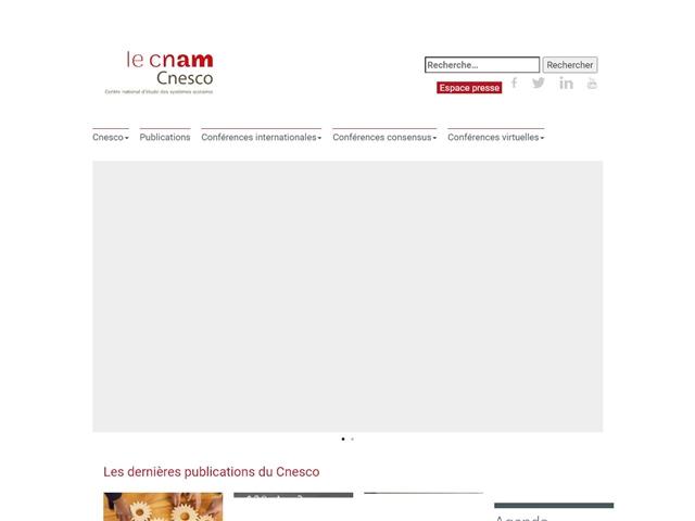 CNESCO : Espace presse