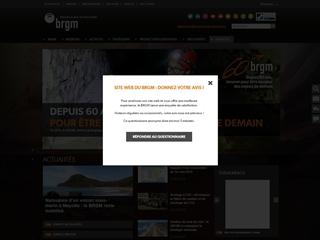 BRGM (Bureau de recherces géologiques et minières)