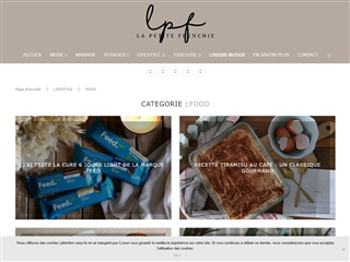 La Petite Frenchie : Food