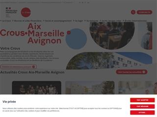 CROUS d'Aix-Marseille