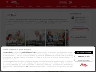 MAXImag : Famille