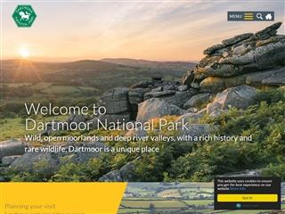 Parc National de Dartmoor