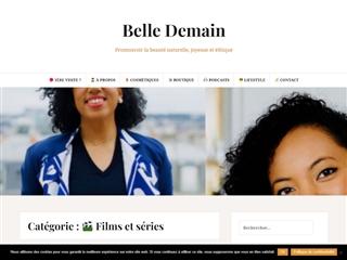 Belle Demain : Films et Séries