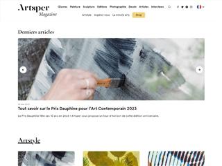 Artspaper Magazine