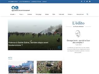Agriculture et Environnement.fr