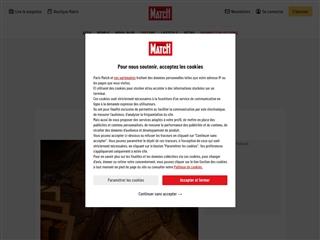 Paris Match : Montres