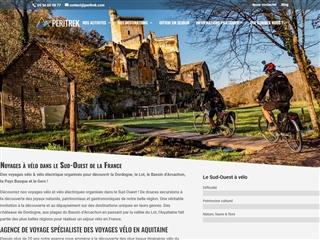Peritrek : Séjours à vélo