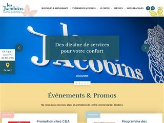 Centre commercial Les Jacobins (Le Mans)