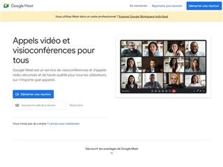 Google : Meet