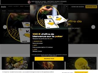 Bwin : Poker