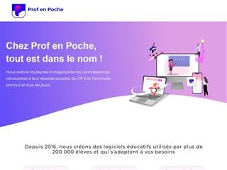Prof en Poche