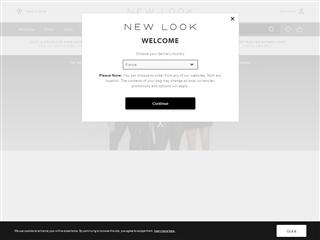 New Look - Boutique en ligne