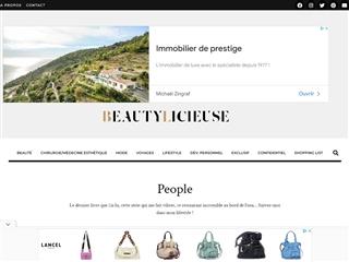 Beautylicieuse : People