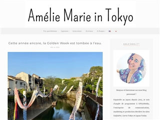 Amélie-Marie in Tokyo