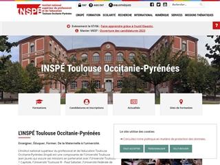 ESPE de l'Académie de Toulouse