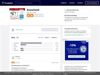 Trustpilot : Assurland