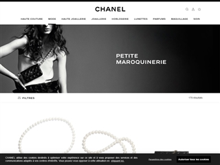 Chanel : Maroquinerie