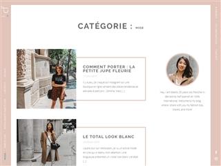 Chroniques d'une Frenchie : Mode