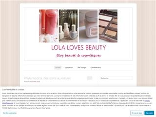 Lola Loves Beauty