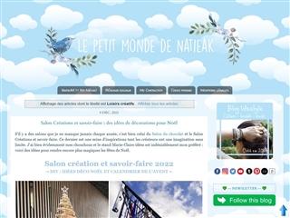 Le Petit Monde de NatieAK : Loisirs Créatifs