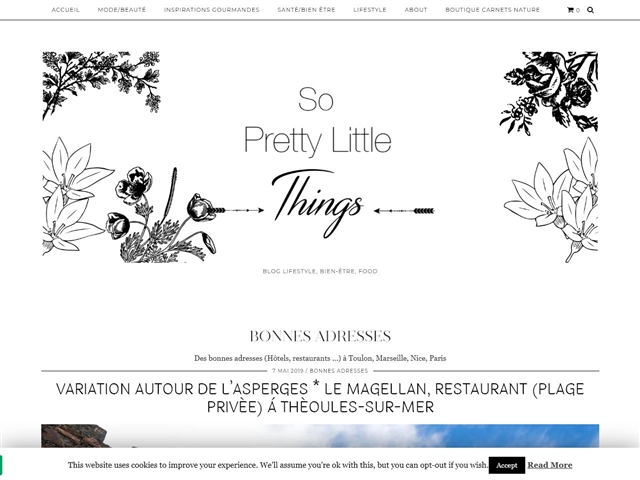 So Pretty Little Things : Bonnes Adresses