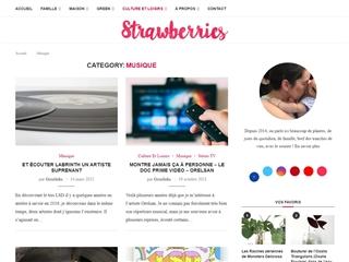 Strawberries : Music