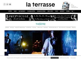 La Terrasse : Théâtre
