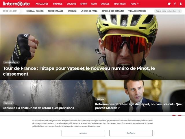 L'Internaute : Webcams