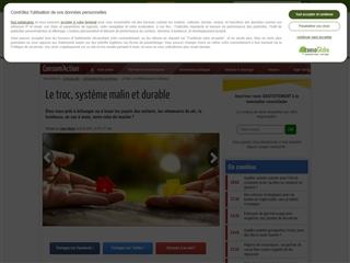 ConsoGlobe : Echange