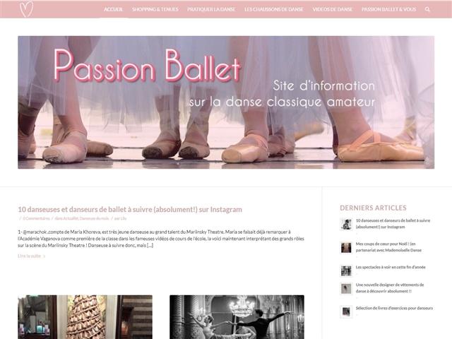 Passion Ballet