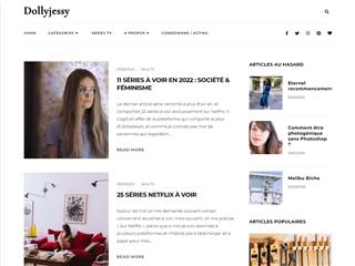 Dollyjessy : TV / Ciné