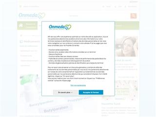 Onmeda : Guide du médicament