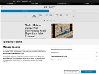 The Wall Street Journal : Markets