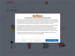 Kelkoo : Go Voyages