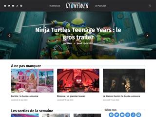 Cloneweb