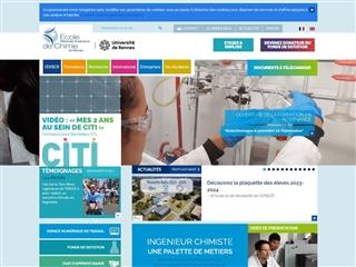 École nationale supérieure de chimie de Rennes (ENSCR)