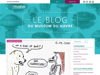 Blog du Museum d'histoire naturelle du Havre