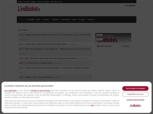 LiveBasket