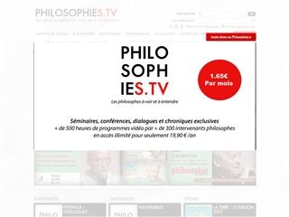 Philosophies.tv