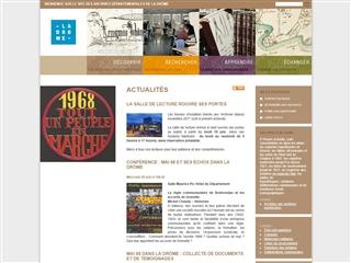 Drôme (26) - Archives départementales