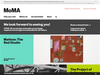 MoMA - The Museum of Modern Art