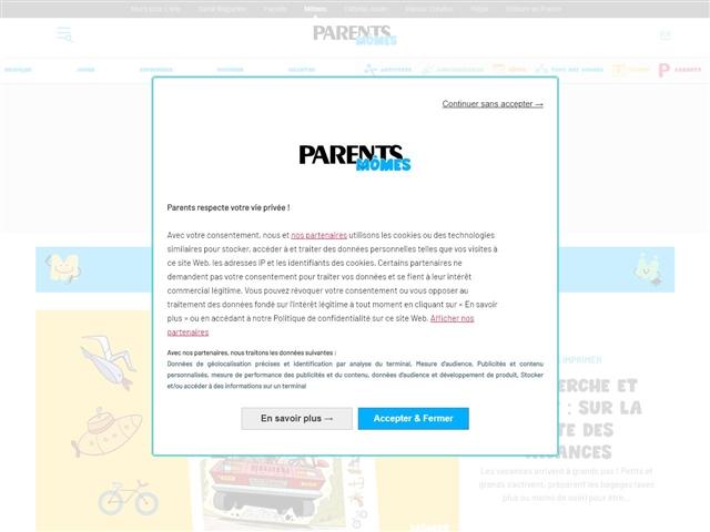 Mômes.net