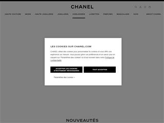 Chanel : Horlogerie