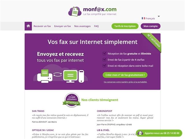MonFax.com