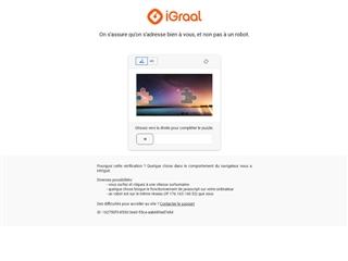 IGraal : Codes promo